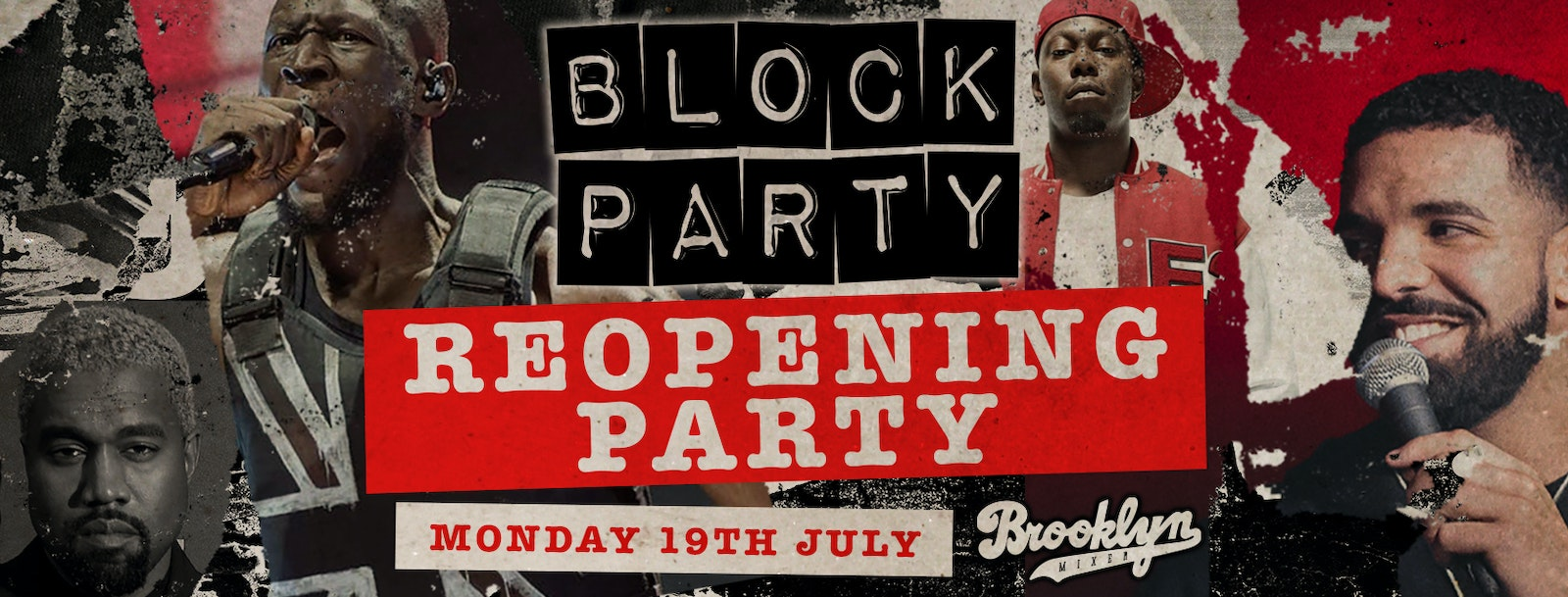 Block Party Monday – The Reopening Party