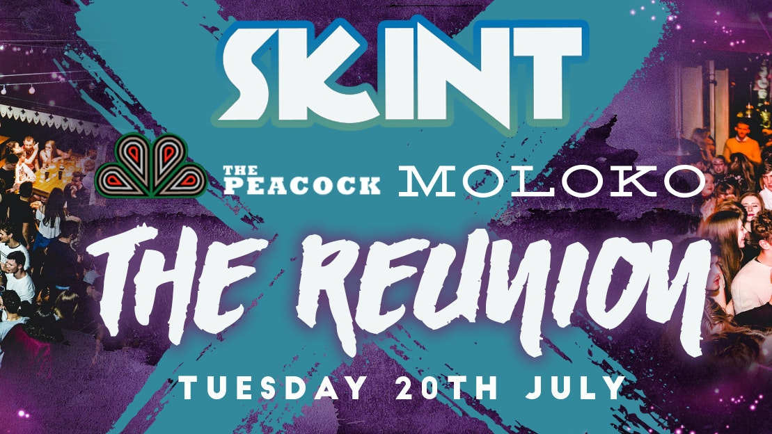 SKINT Tuesdays – The Reunion