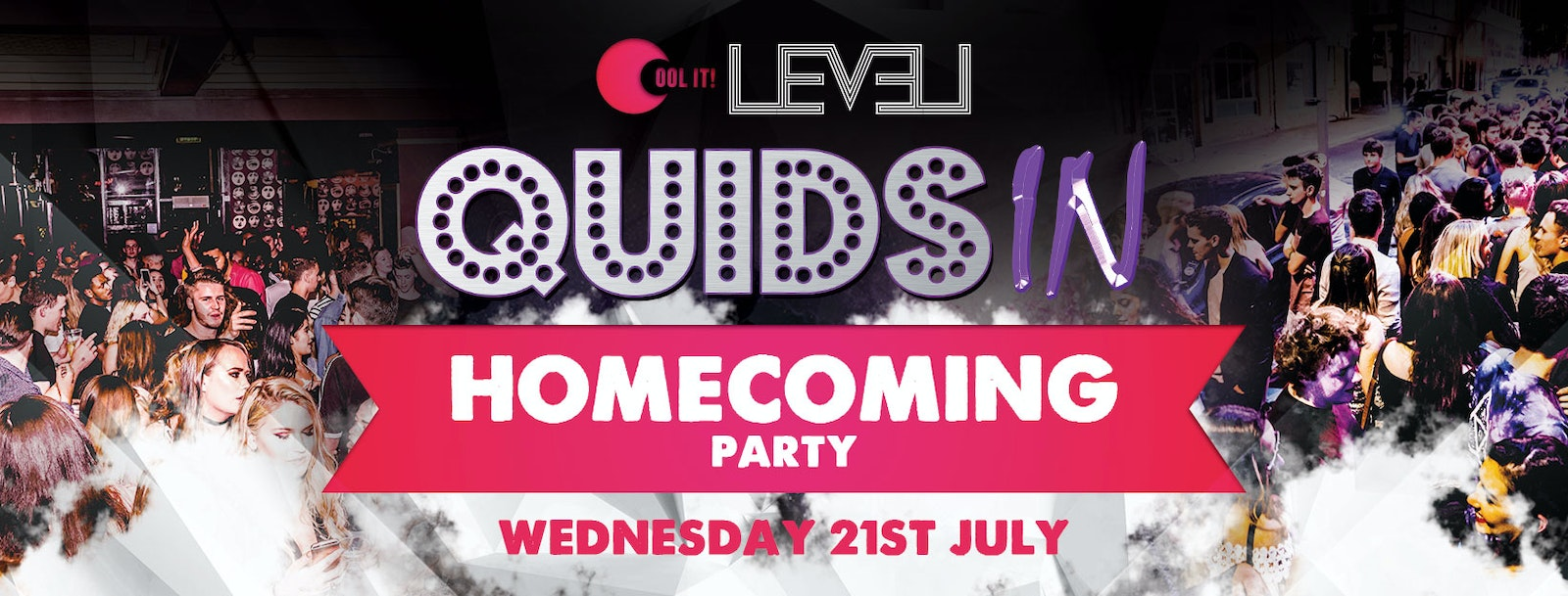 Quids In Wednesdays  : The Homecoming Party