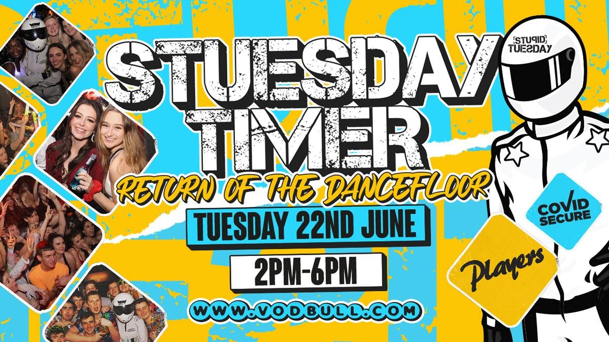 ★ The Stuesdaytimer ★ Return of the Dancefloor ★