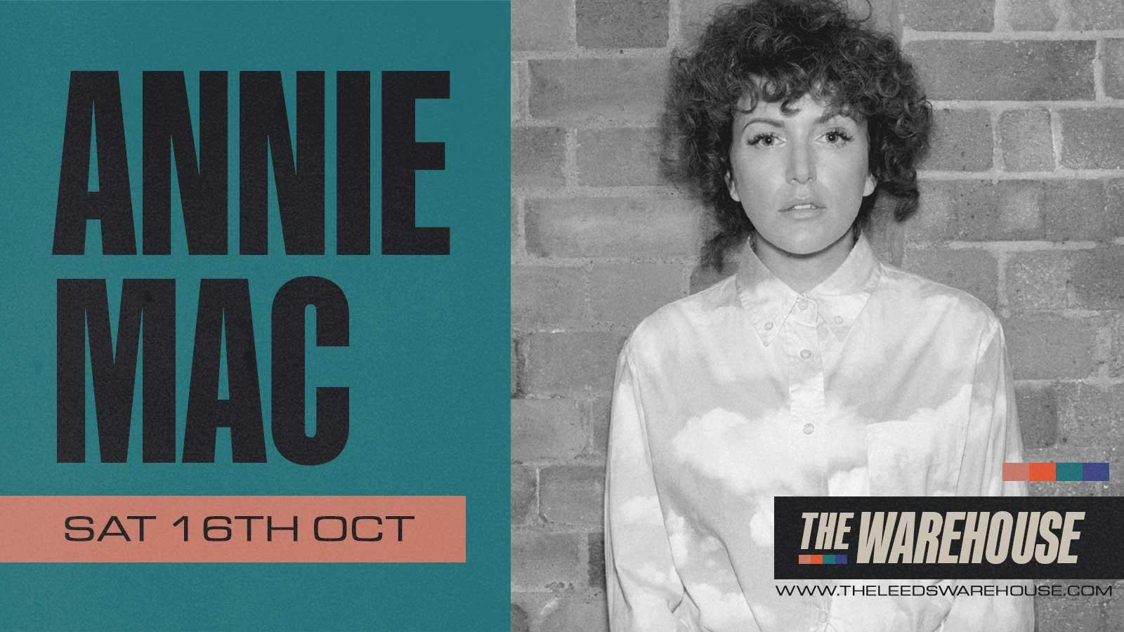 You Look Nice: Annie Mac – Club