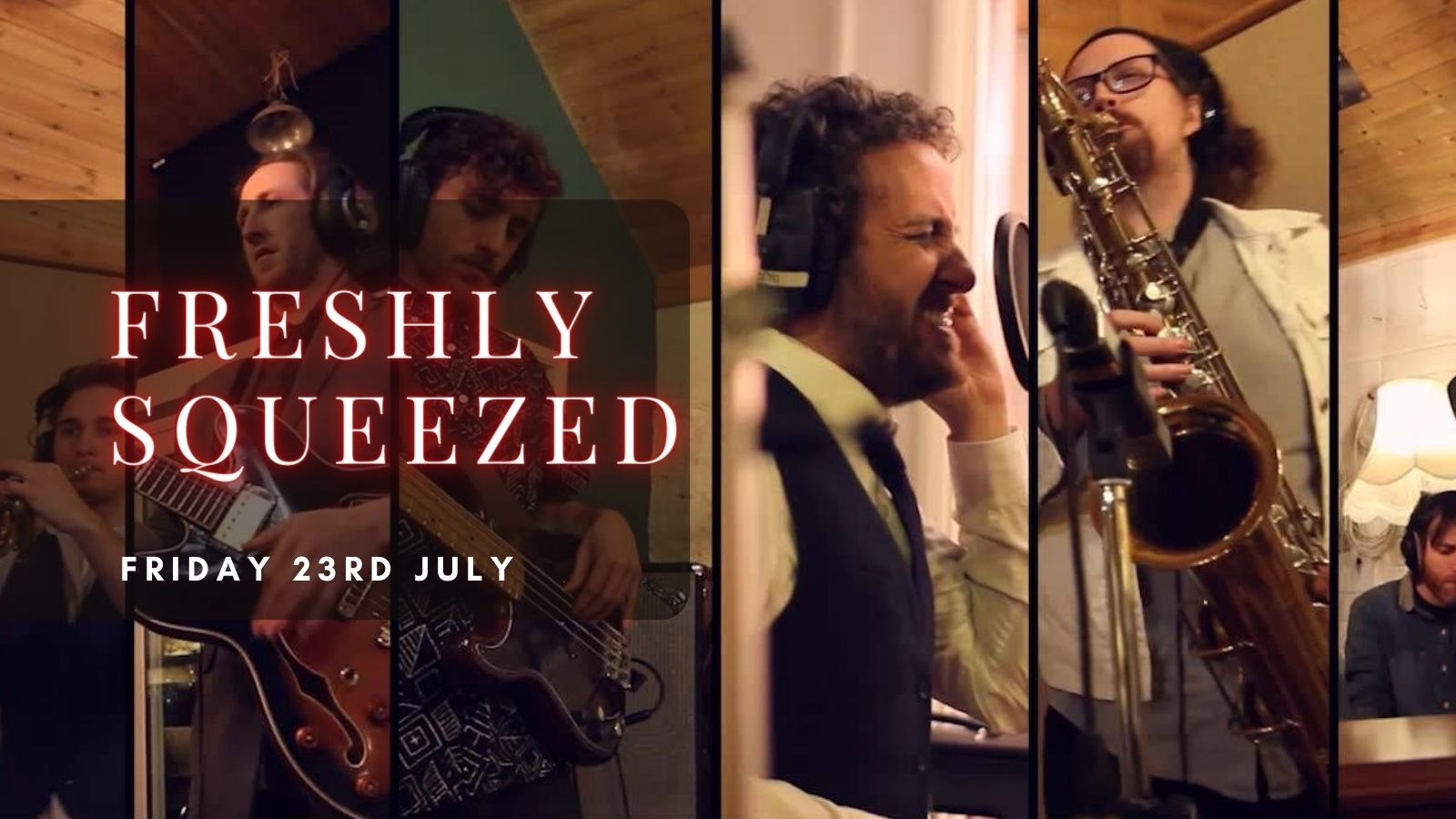 FRESHLY SQUEEZED | Plymouth, Annabel's Cabaret & Discotheque