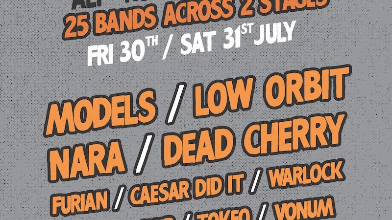 Alt-Rock/Punk R-Weekender 2021