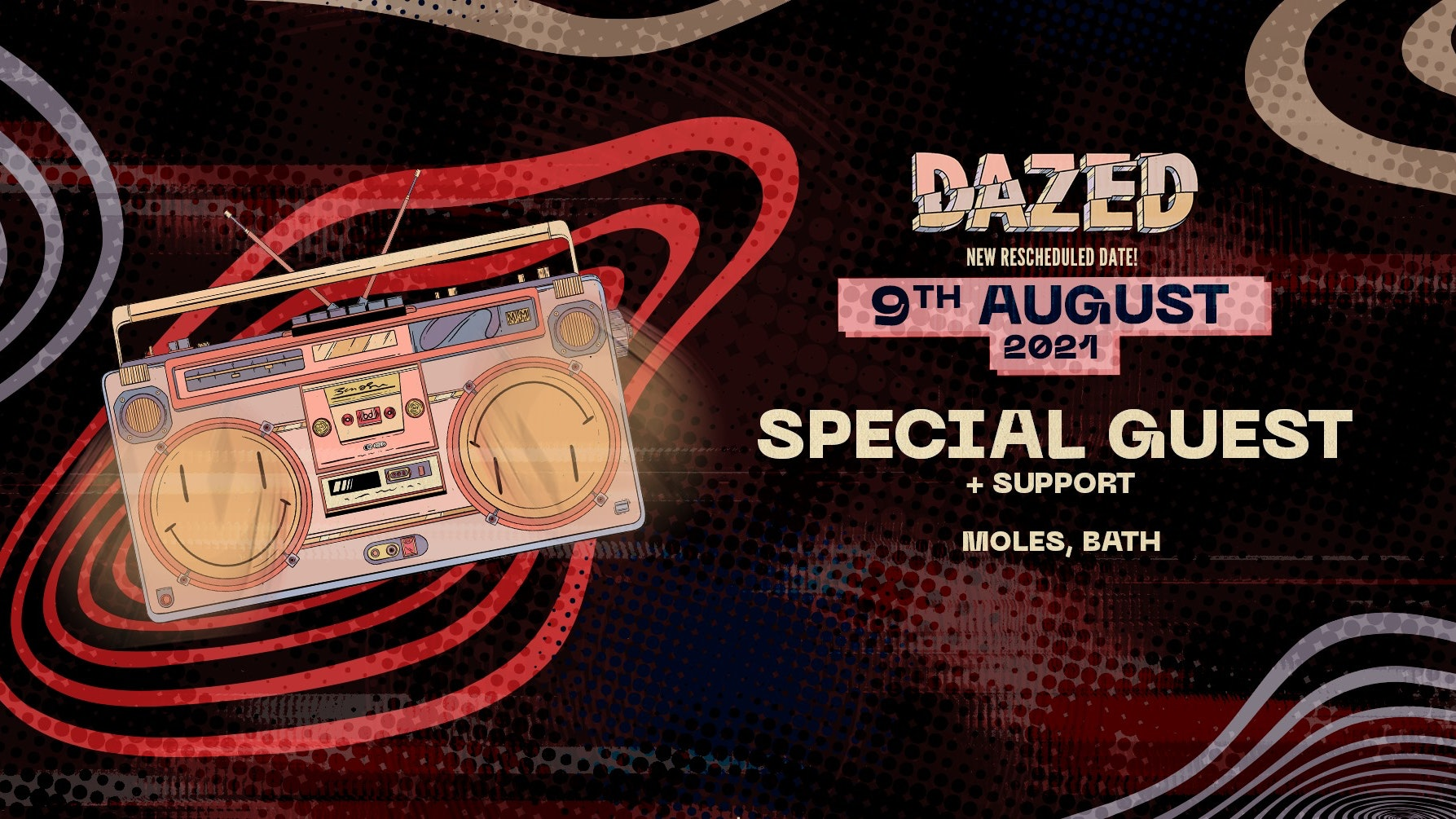 Dazed Bath: DnB Summer Series 01 ft. Special Guest