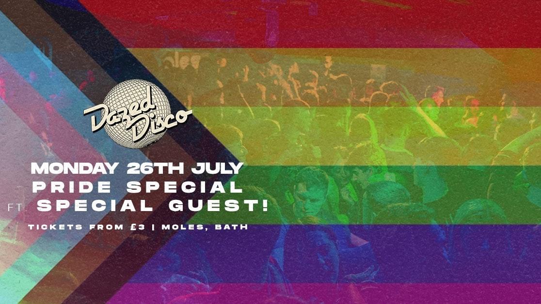 Dazed Disco Bath: The Dance Returns (Pride Special)