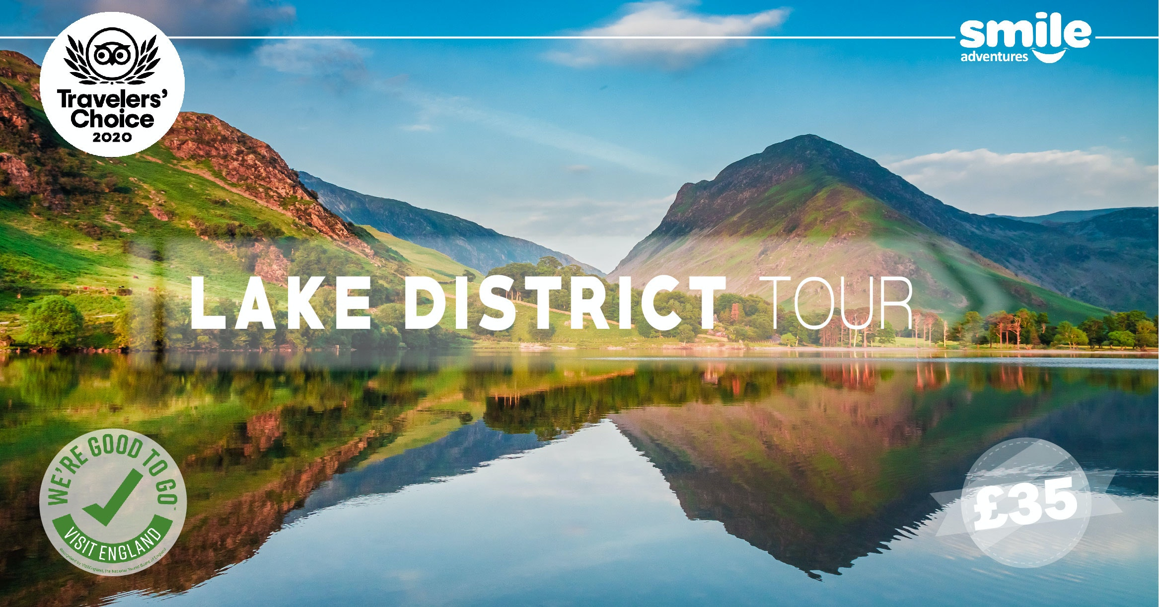 Lake District Tour – From Manchester