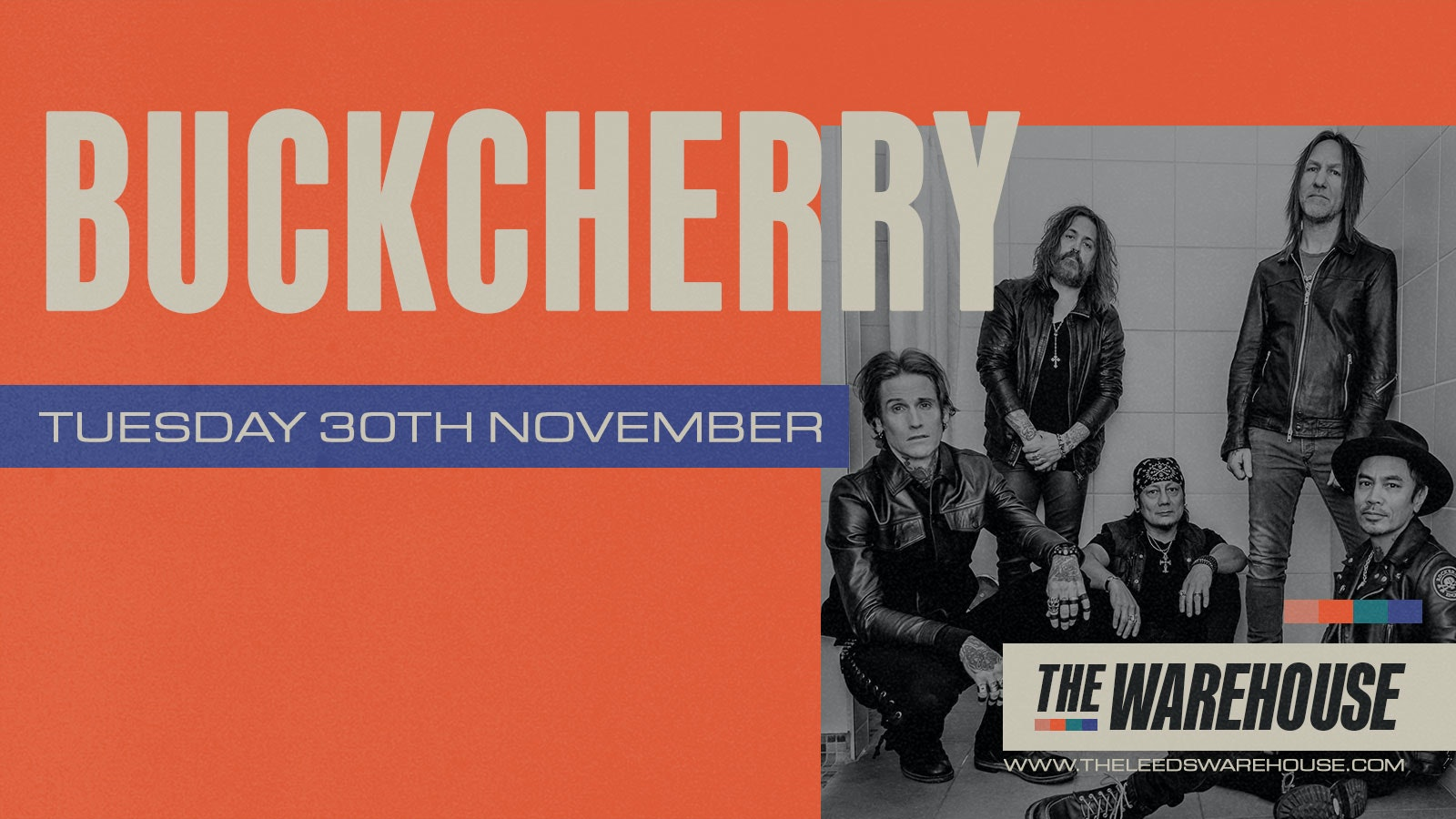 Buckcherry – Live