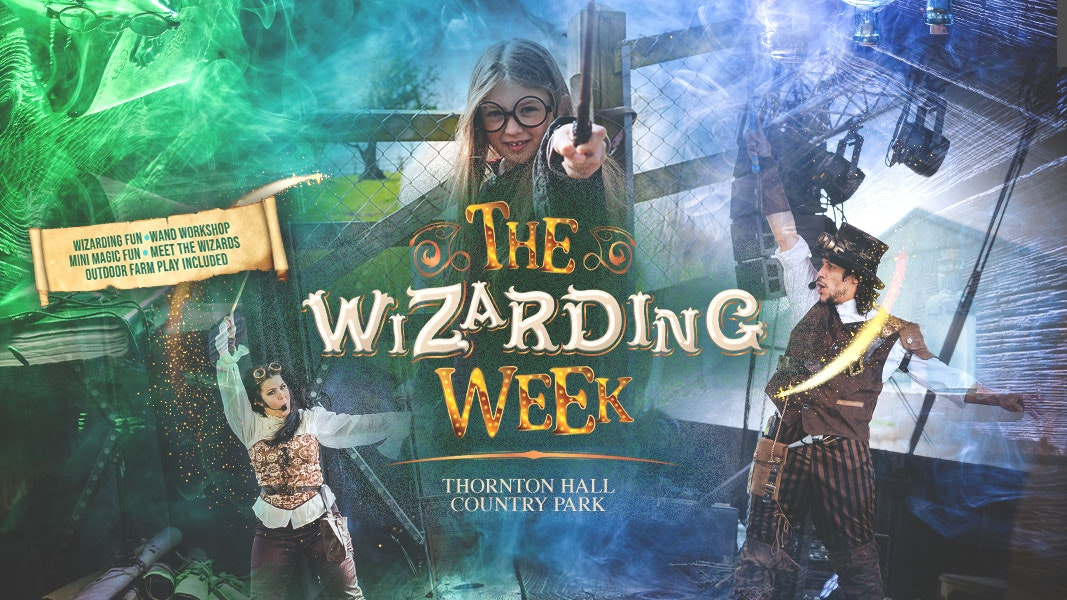 The Wizarding Week (including Farm Park Entry) – Saturday 31st July – All Day Ticket