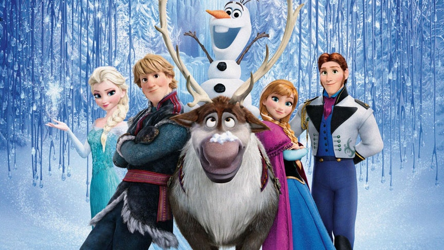 Central Park – Sunday 20th June – FROZEN FAMILY FUN! (£1pp!)