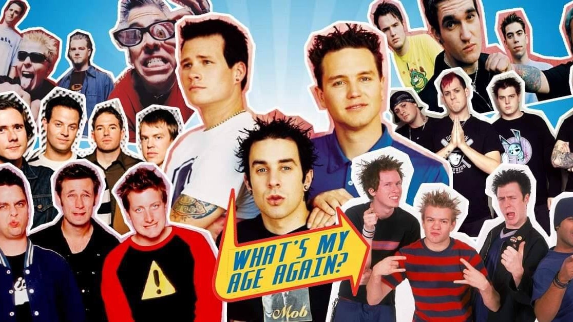 What's My Age Again? – Pop Punk Party