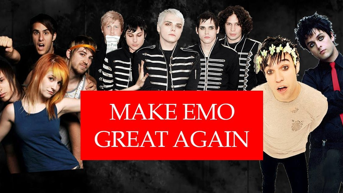 Make Emo Great Again – Manchester