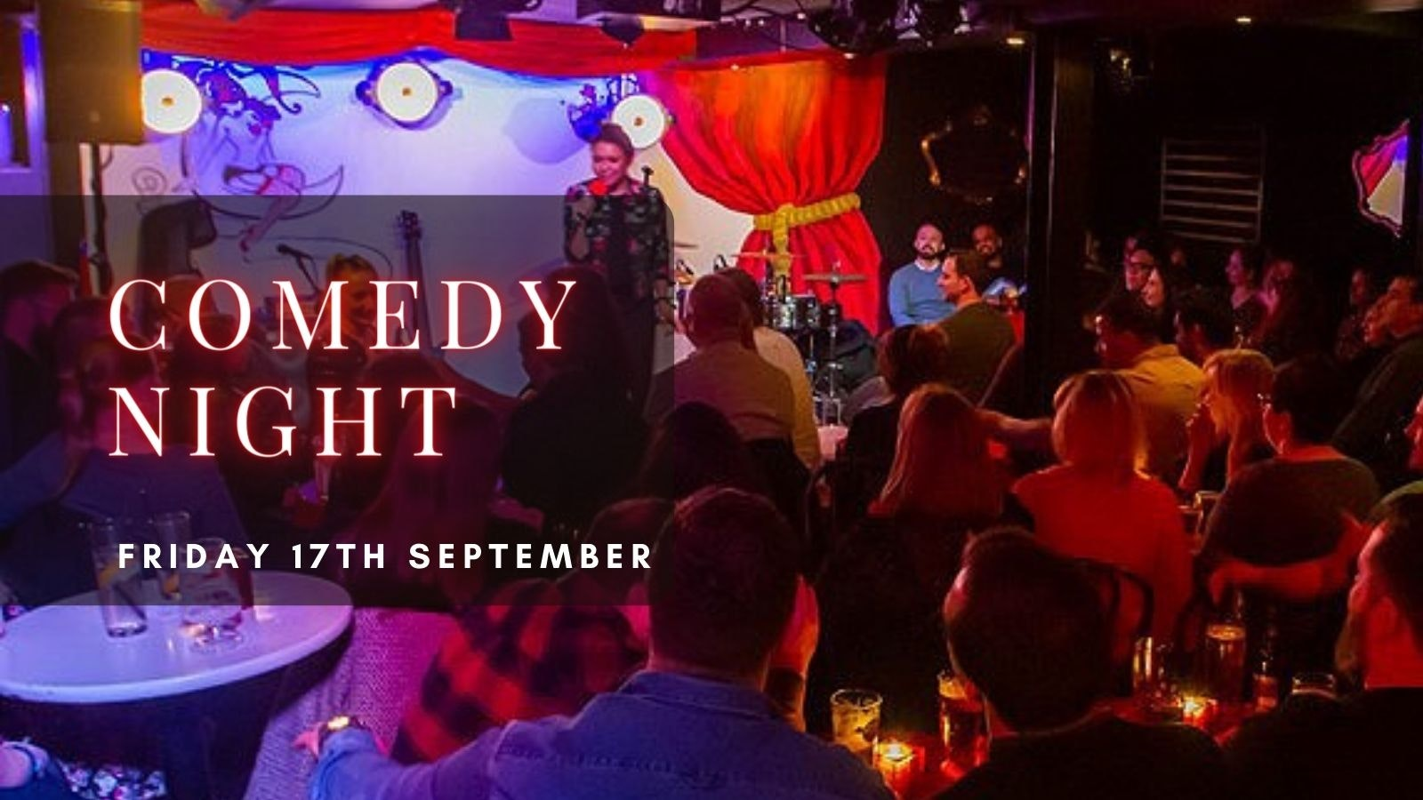 COMEDY NIGHT | Plymouth, Annabel's Cabaret & Discotheque
