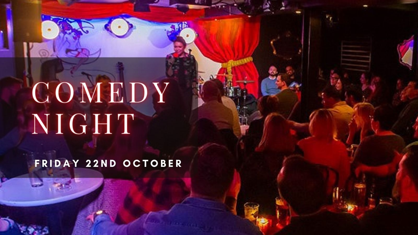 COMEDY NIGHT   Plymouth, Annabel's Cabaret & Discotheque