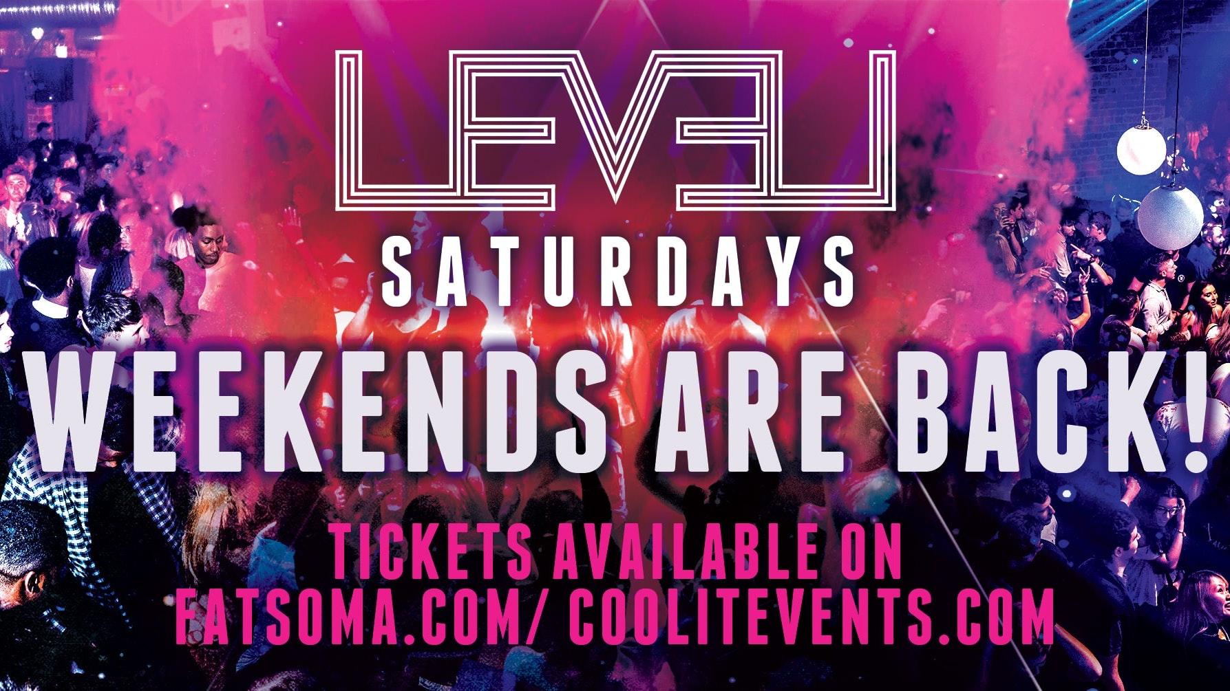 Level Saturdays