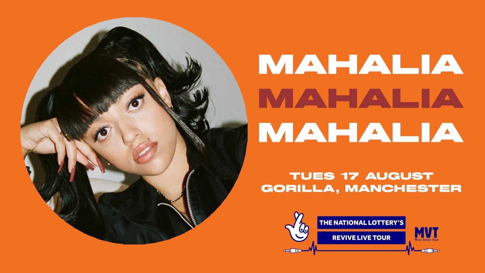 Revive Live: Mahalia