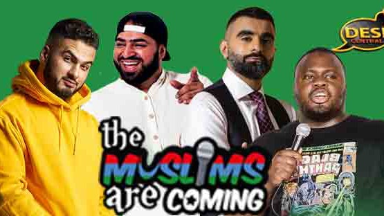 The Muslims Are Coming – Leeds
