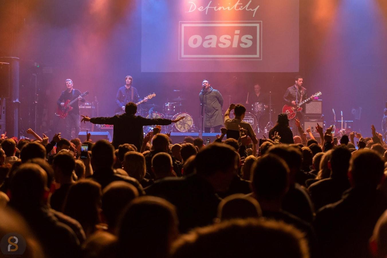Definitely Oasis   Independent, Sunderland