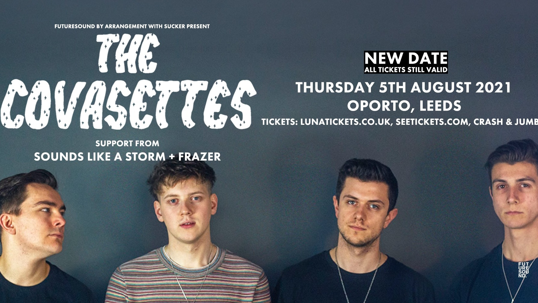 THE COVASETTES – SOLD OUT