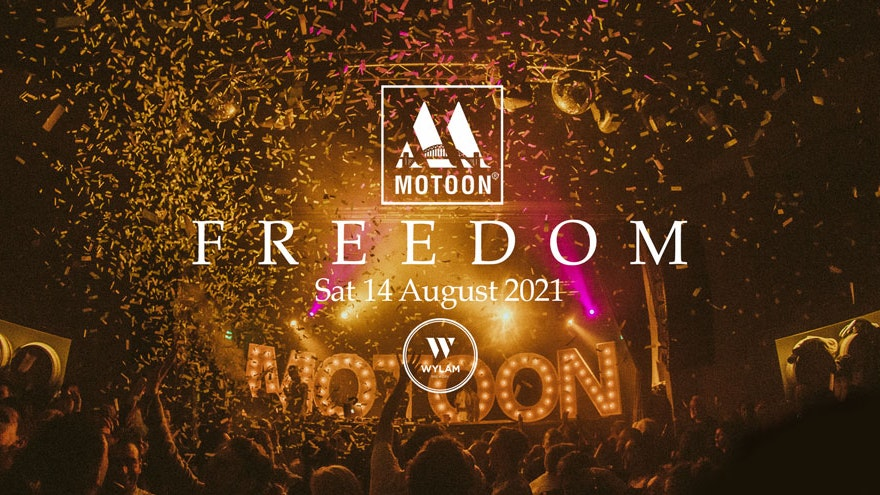 "Motoon ""Freedom!"" – Wylam Brewery"