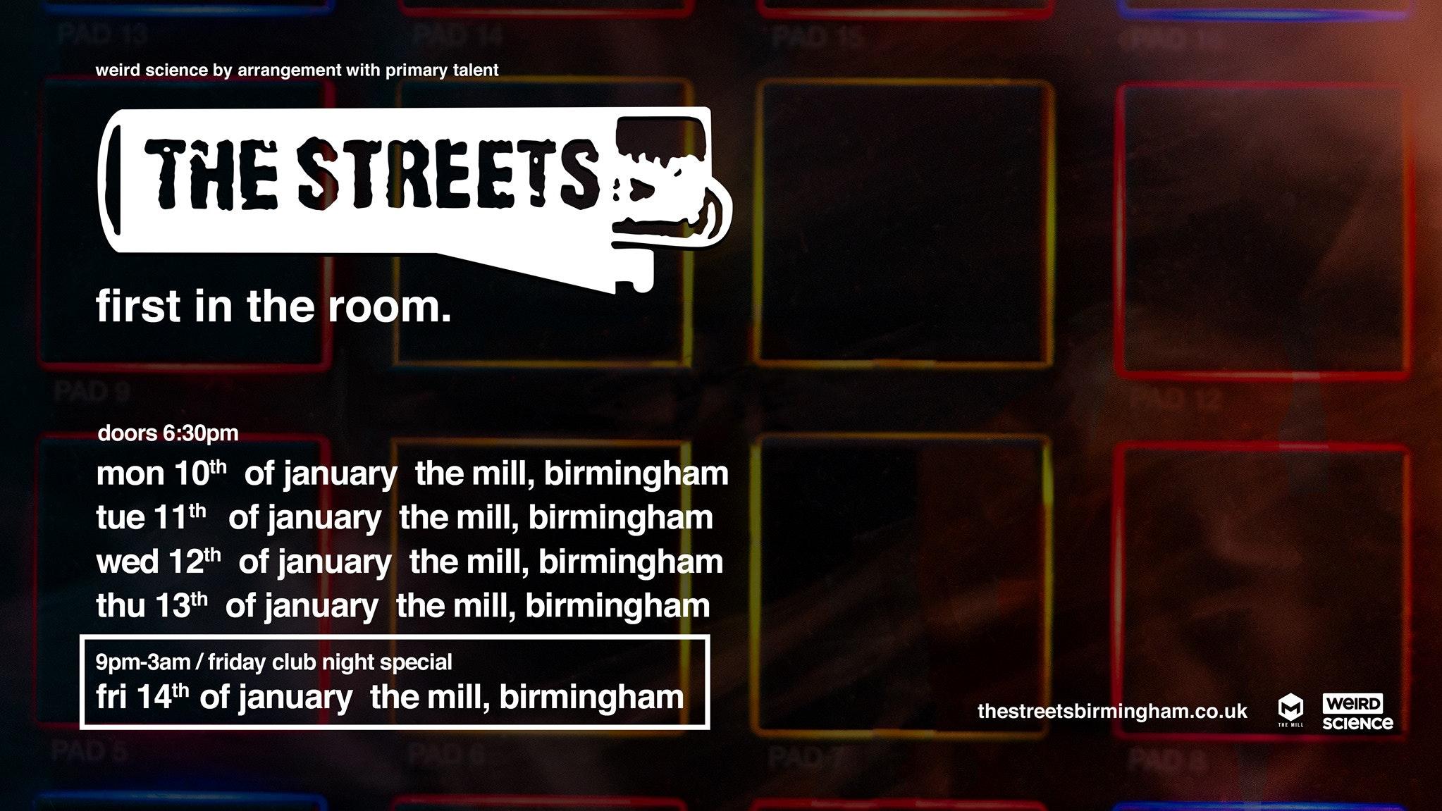 the streets : birmingham