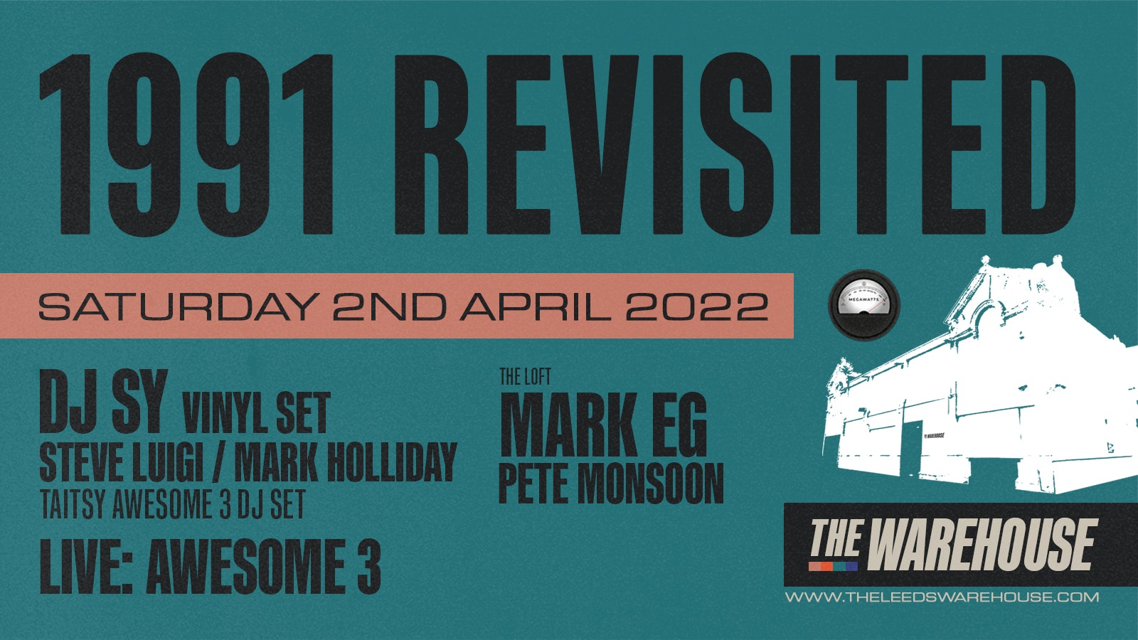 1991 Revisited – Live & Club