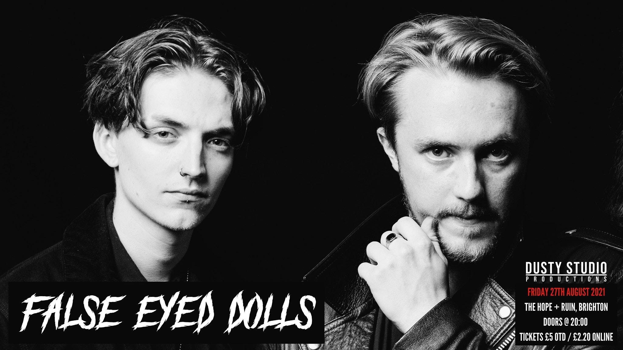 False Eyed Dolls + Support