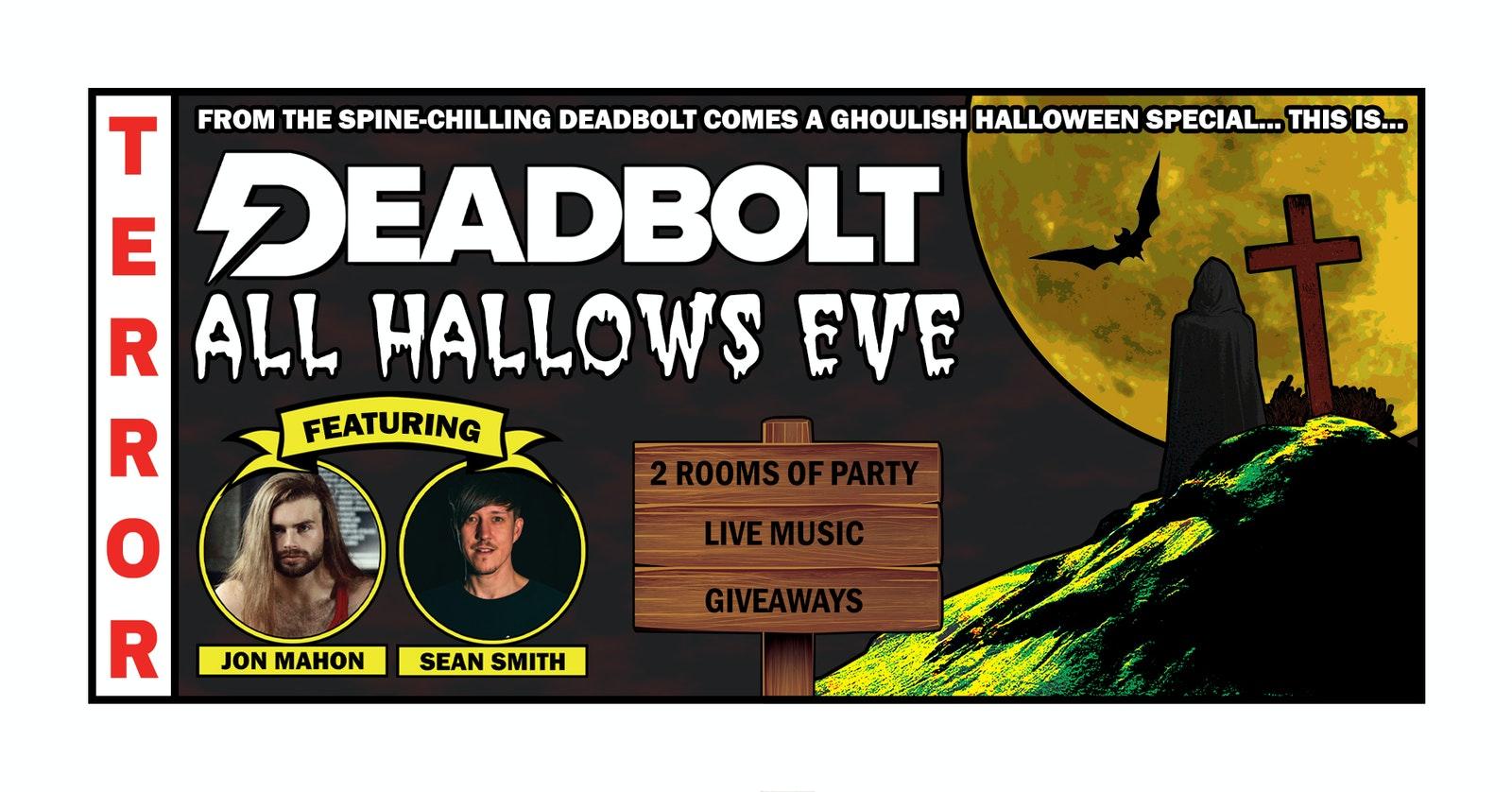 All Hallow's Eve – Deadbolt Halloween Special 2021