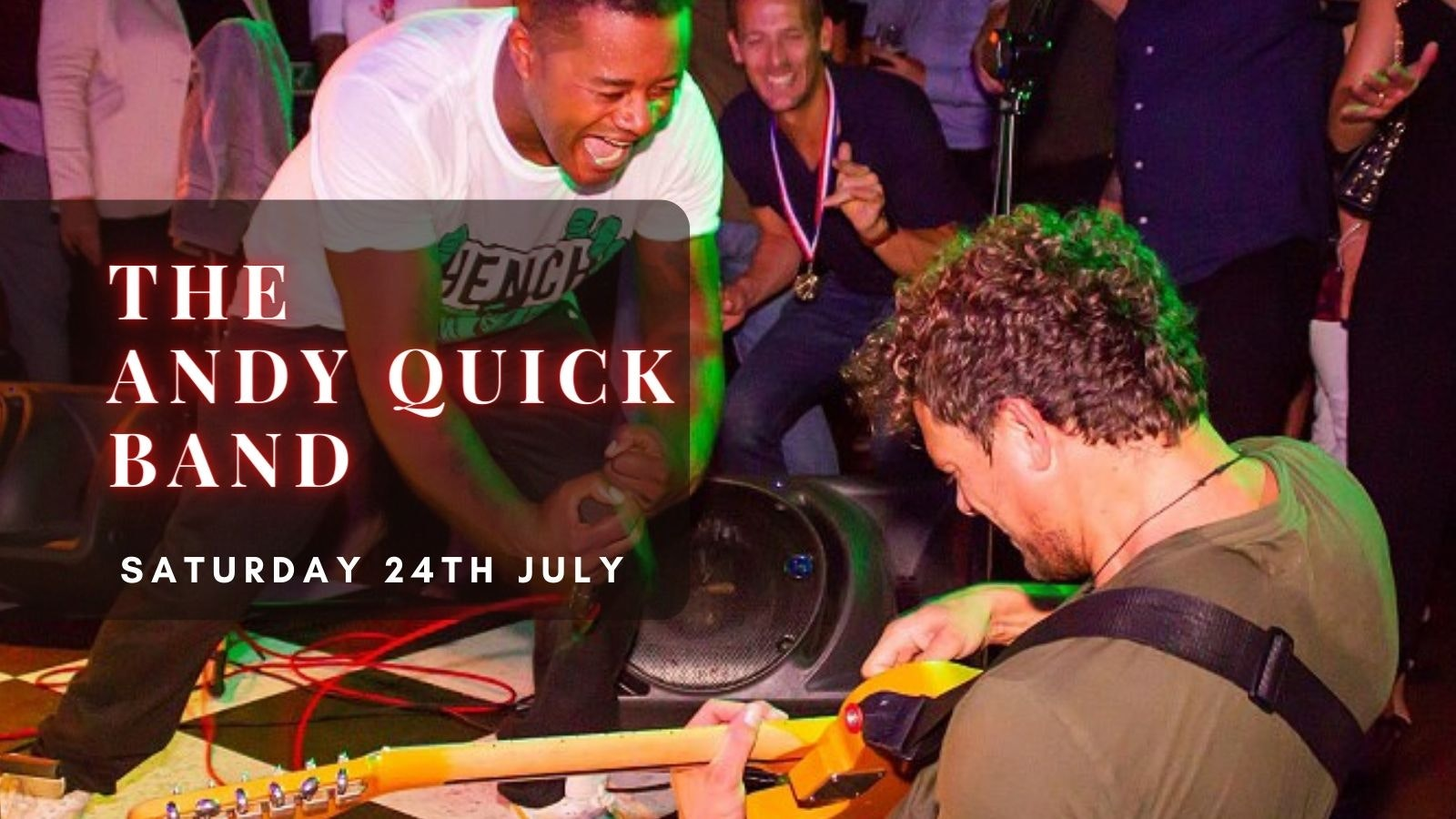 ANDY QUICK BAND | Plymouth, Annabel's Cabaret & Discotheque