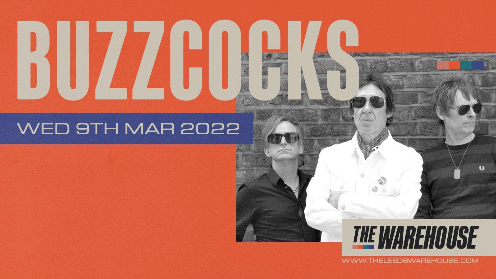Buzzcocks – Live