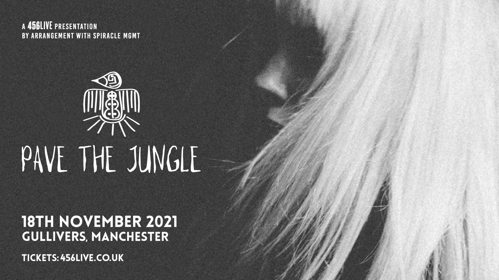 Pave the Jungle