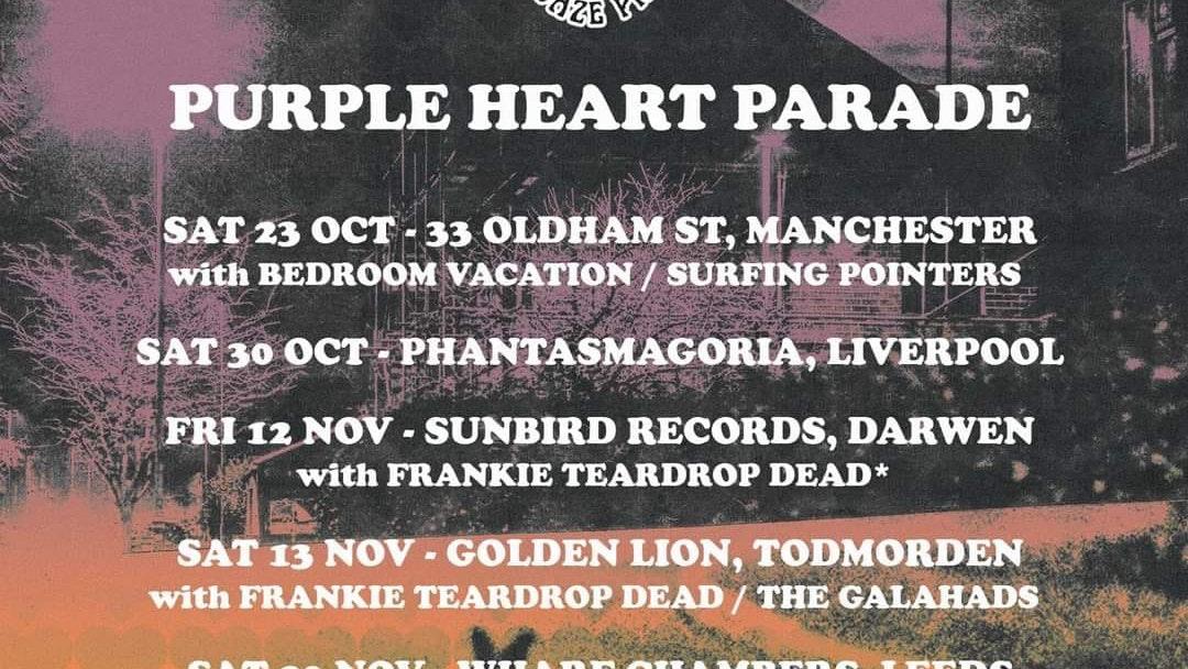 Purple Heart Parade / Frankie Teardrop Dead