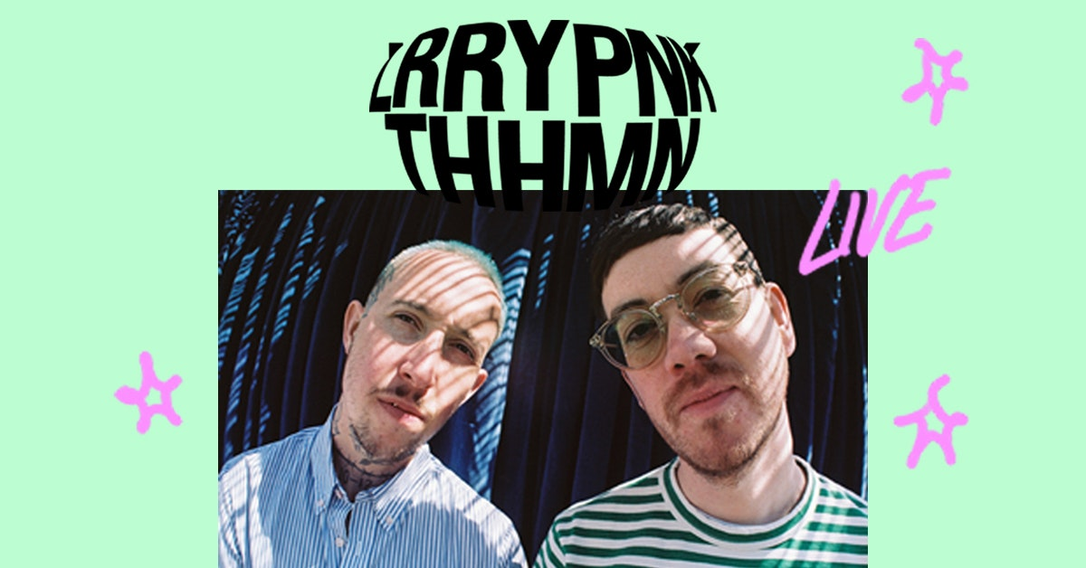 Larry Pink The Human