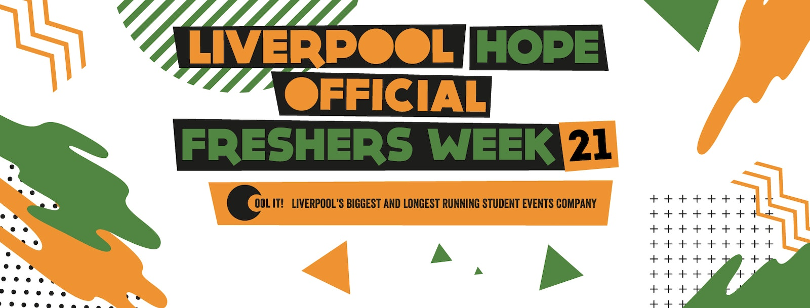 Liverpool Hope University Official Freshers Week 2021