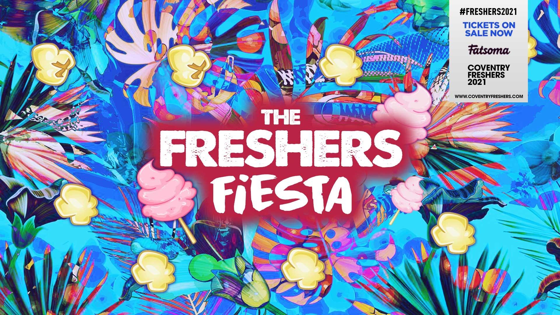Freshers Fiesta   Coventry Freshers 2021