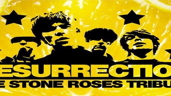 Resurrection The Stone Roses Tribute