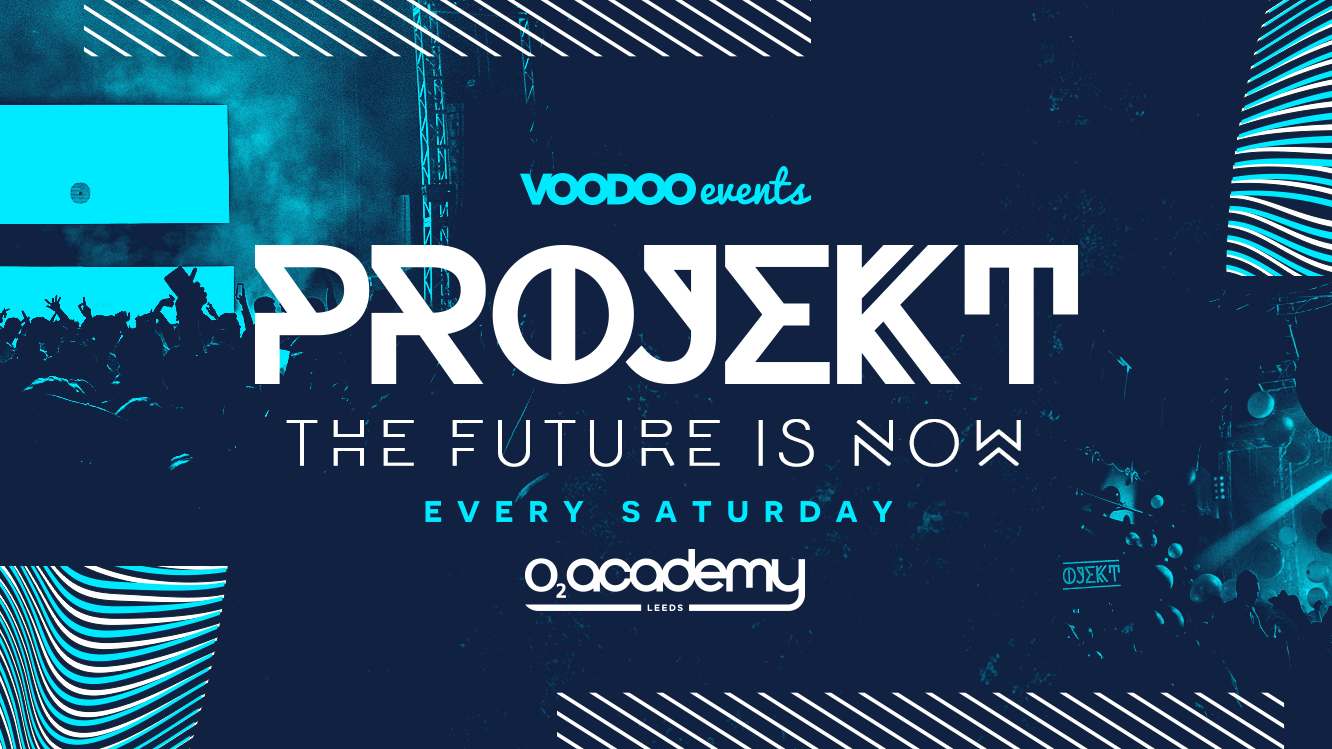 Projekt at the O2 Academy- 23rd October
