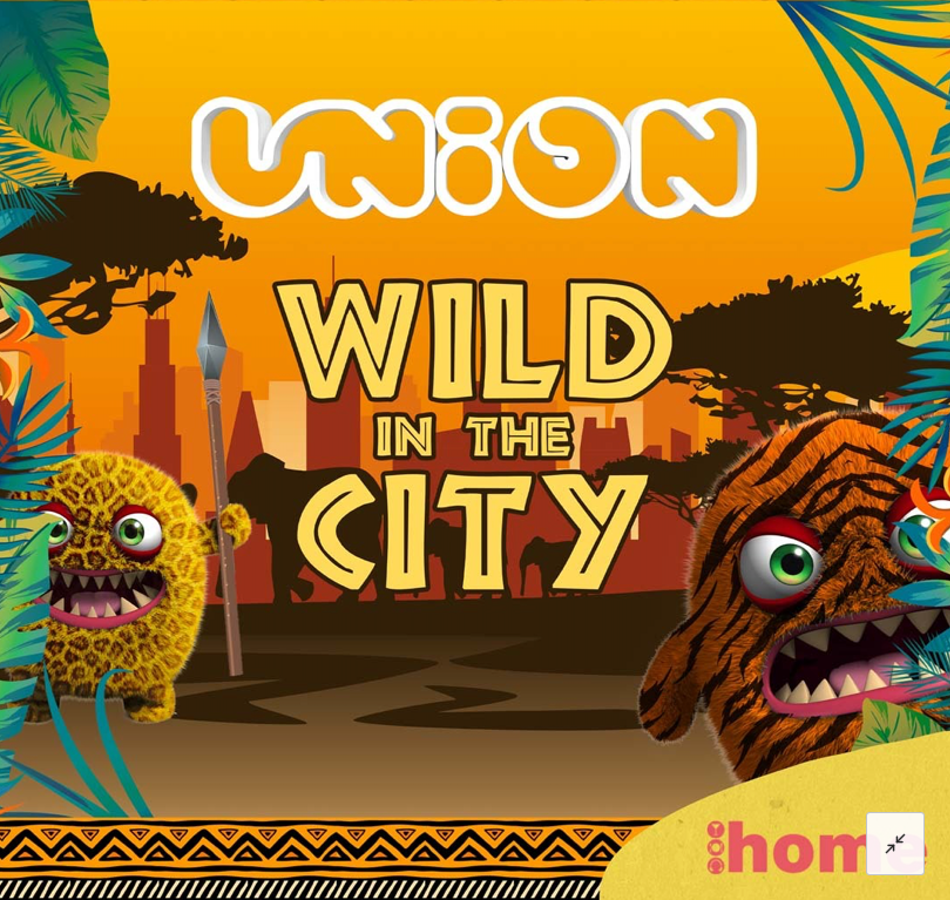 Union Tuesday's at Home // WILD IN THE CITY