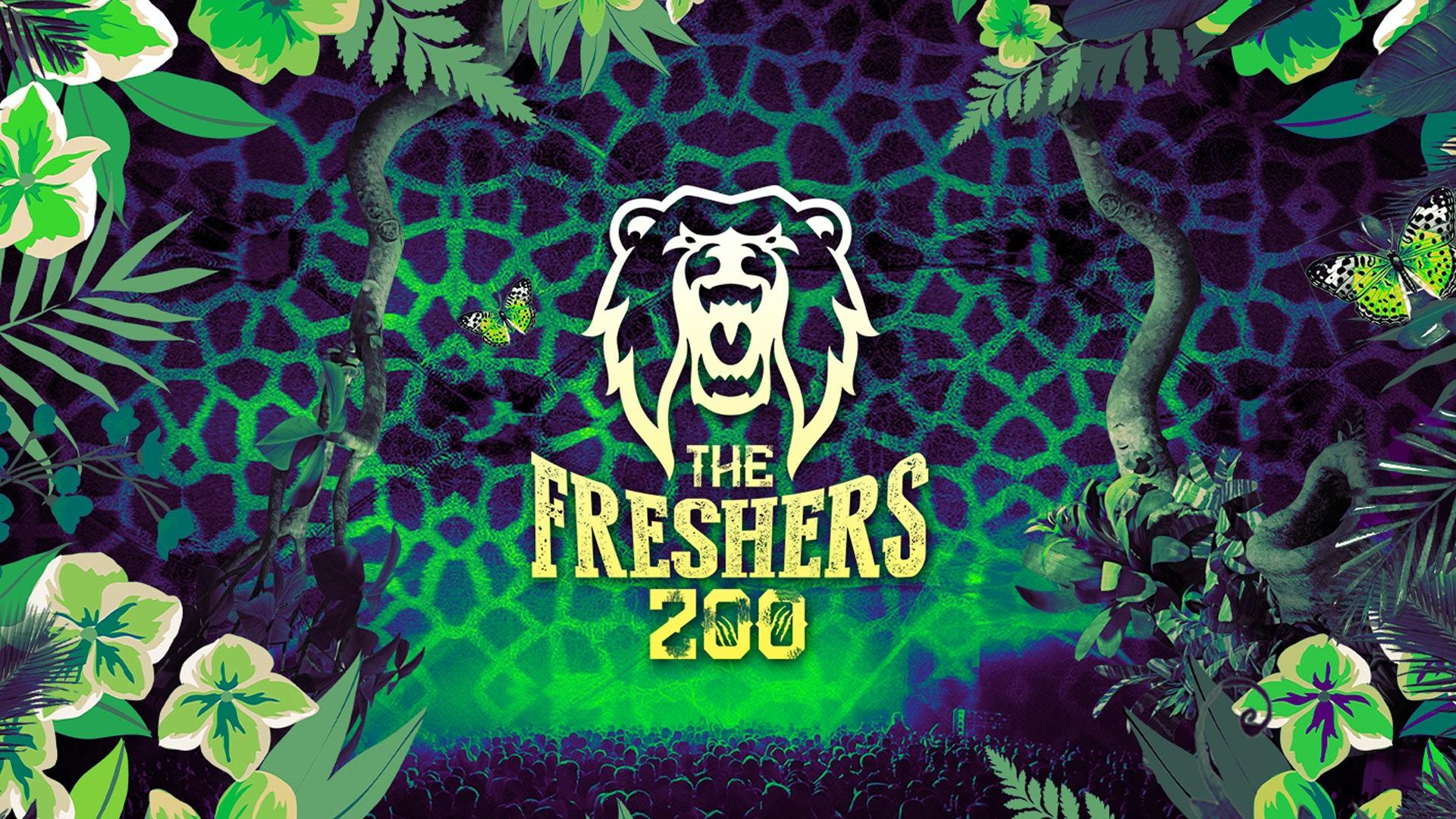 The Freshers Zoo | Nottingham Freshers 2021