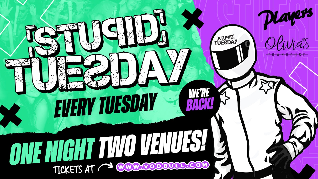 💃 TONIGHT: Stupid Tuesday x Olivia's Preview Party 💃