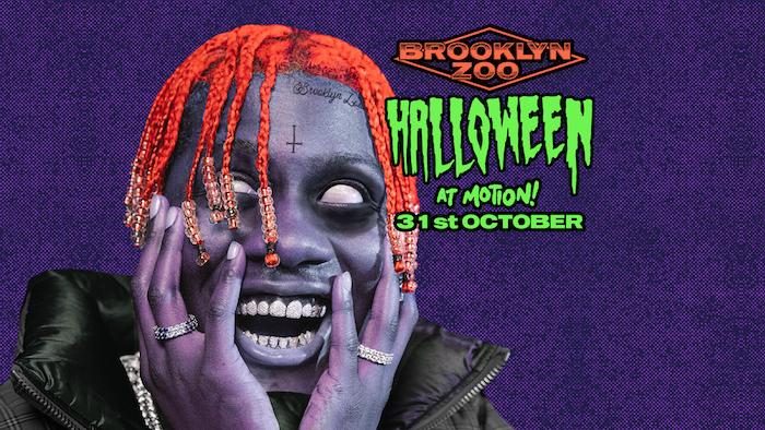 Brooklyn Zoo: HipHop Halloween