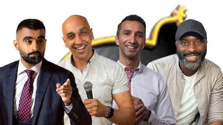 Desi Central Comedy Show – Preston