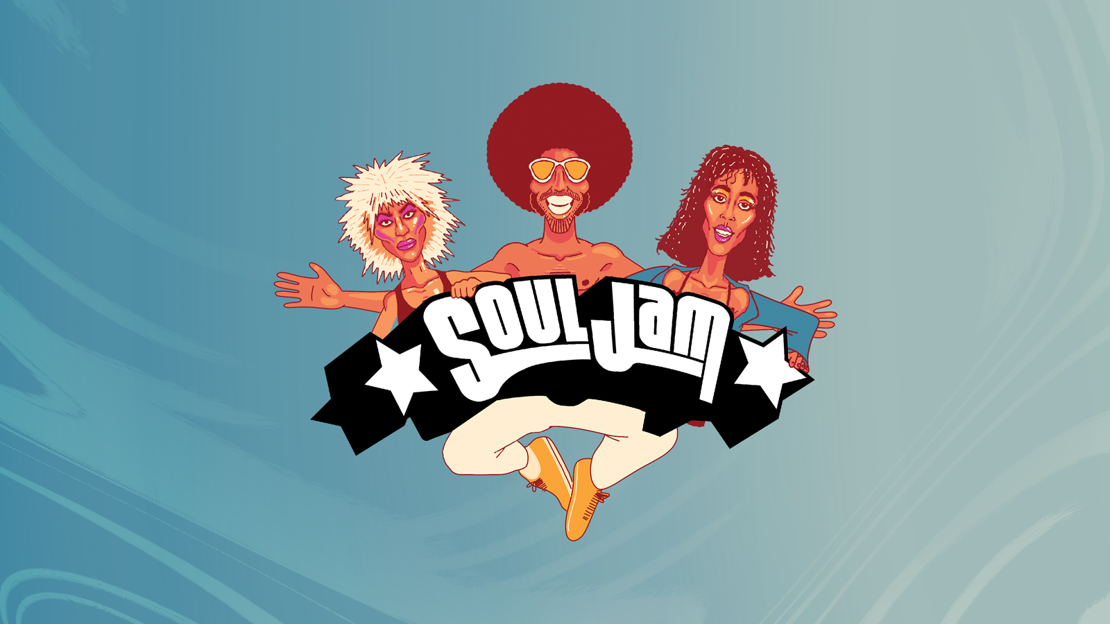 SoulJam   The Love Train Tour   Liverpool   Invisible Wind Factory