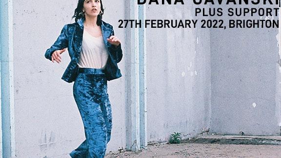 Dana Gavanski + Support