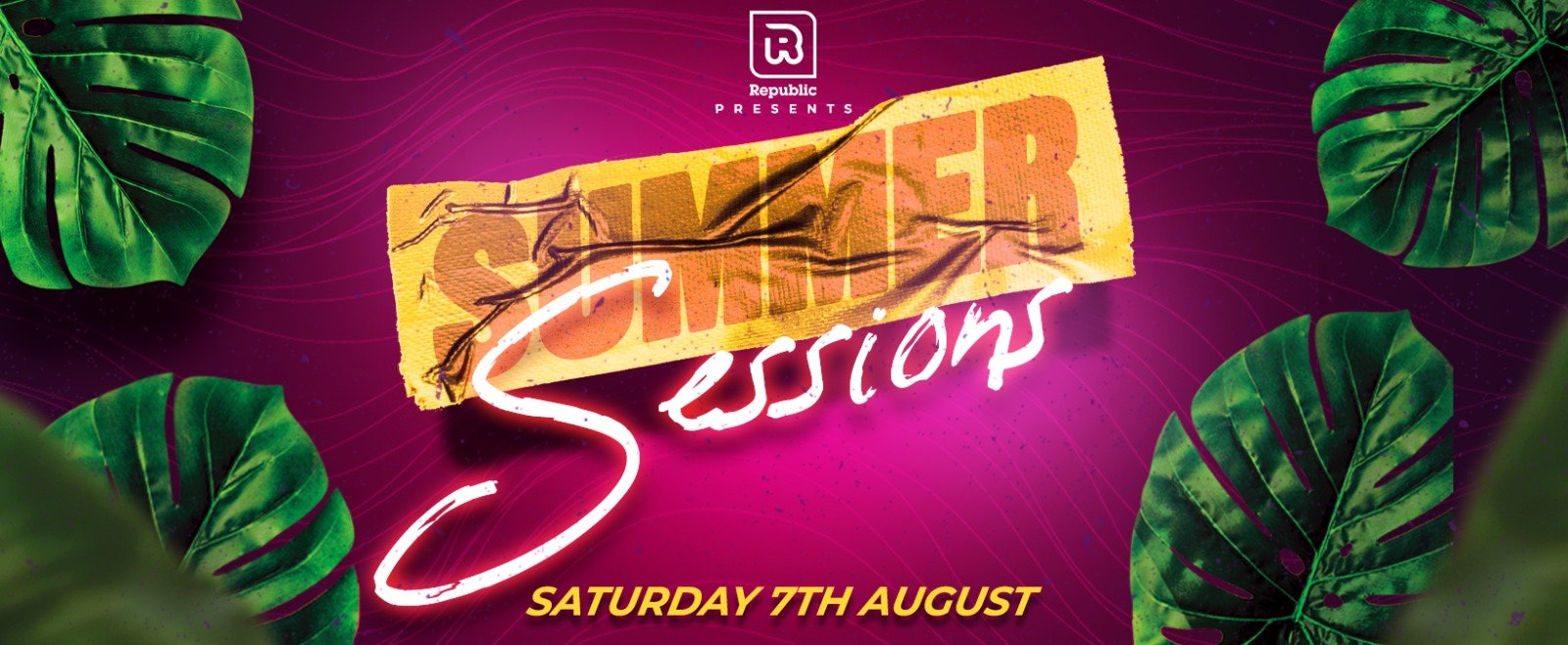 Summer Sessions feat Ryan Arnold, DJ Dre, OPD & Rachel Rodigruez – Tickets from ONLY £5!