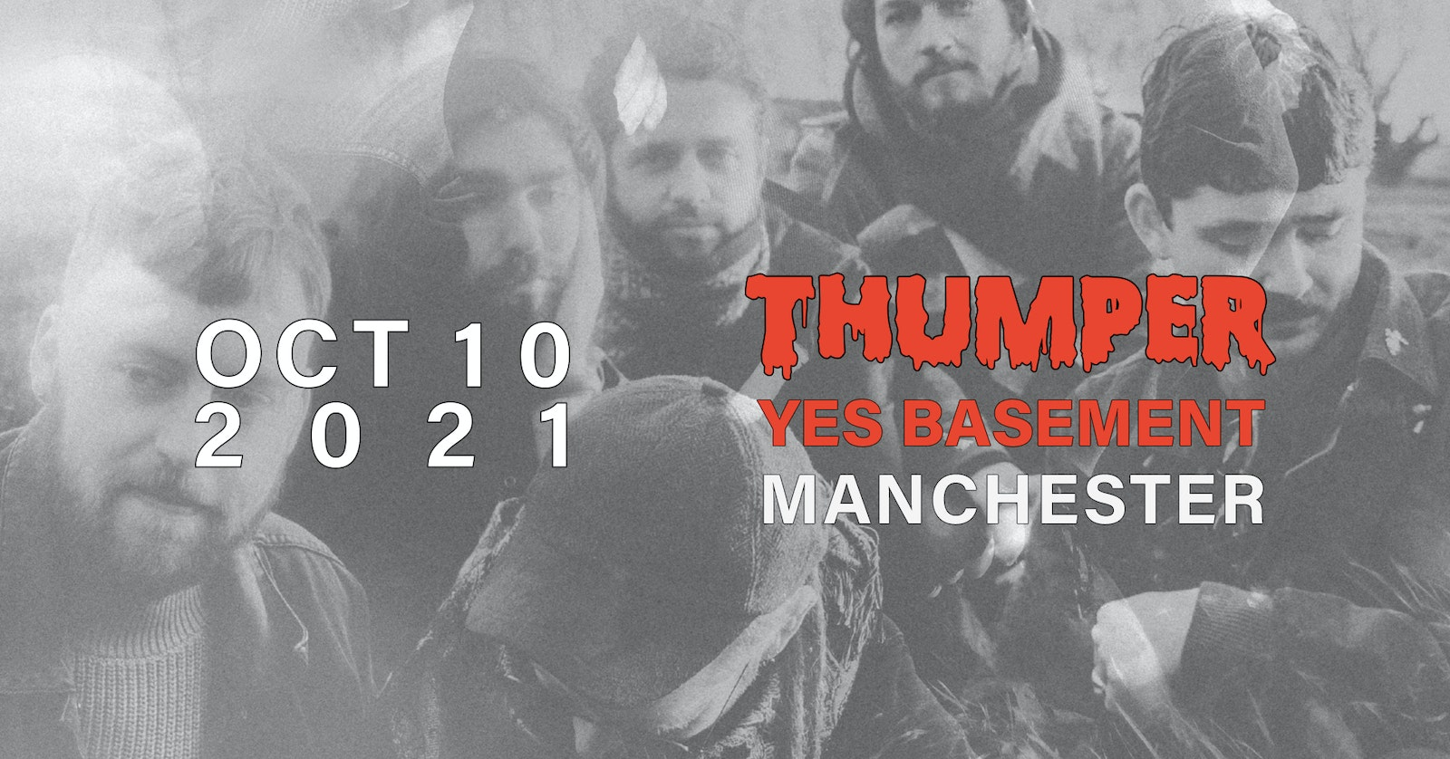 Thumper | Manchester, YES (The Basement)