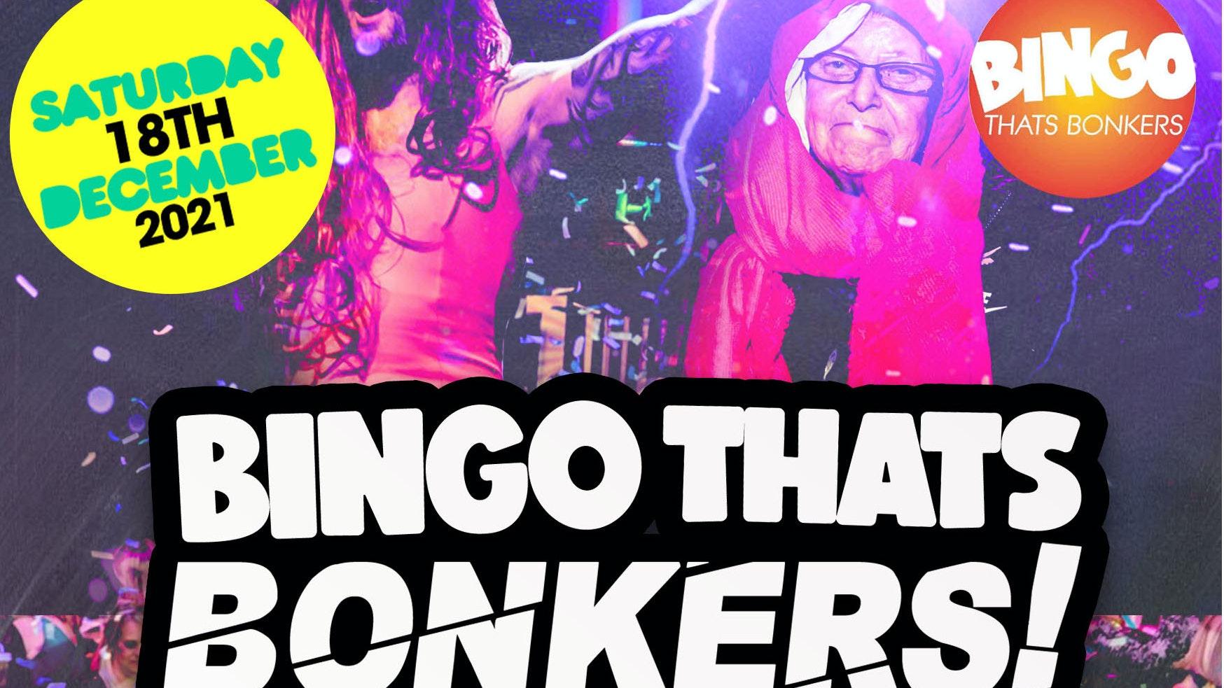 Bingo Thats Bonkers – Morecambe