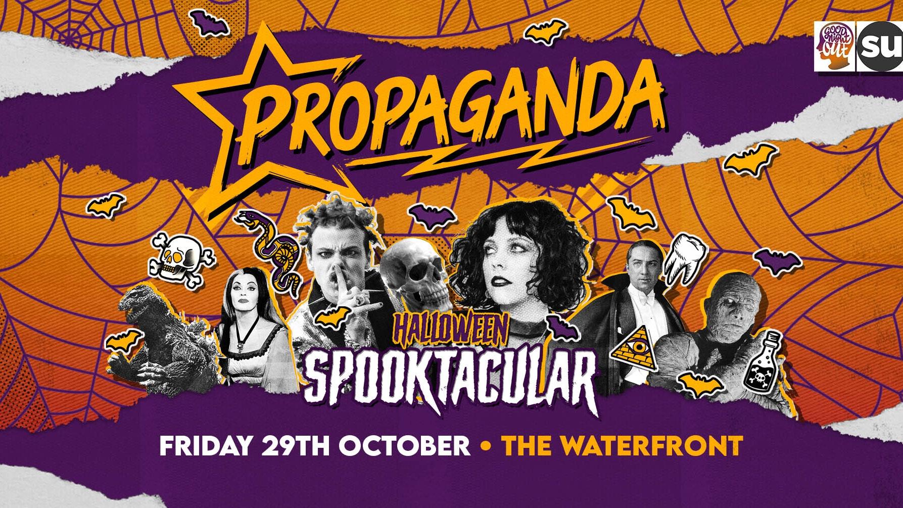 Propaganda Norwich – Halloween Spooktacular!