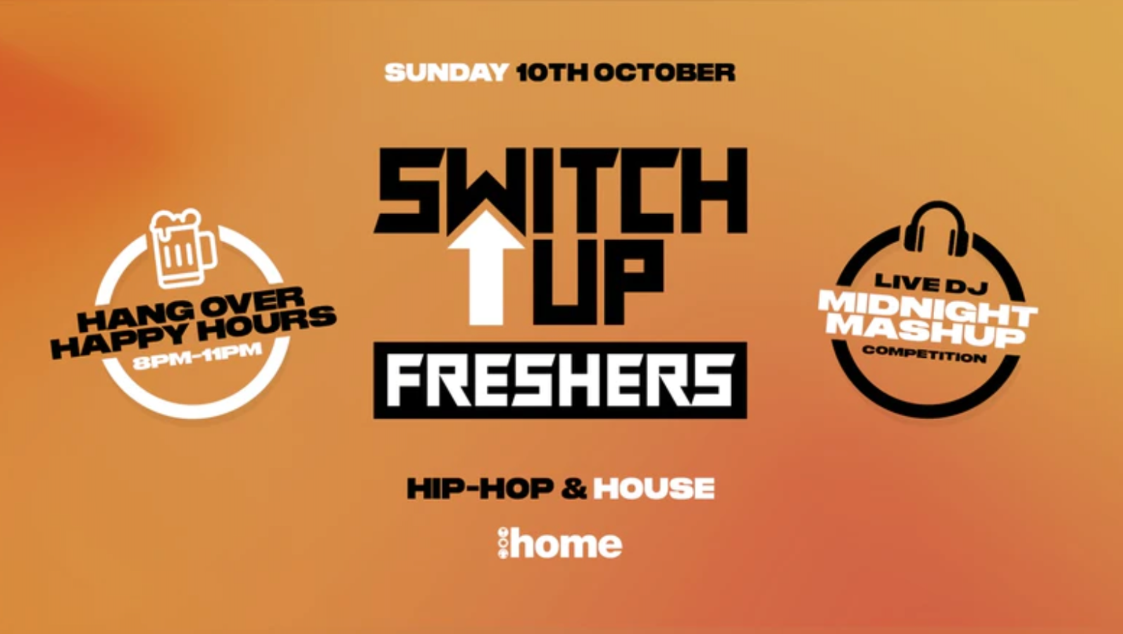 Switch Up Freshers