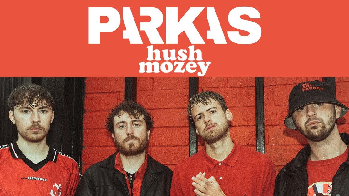 Parkas + Hush Mozey
