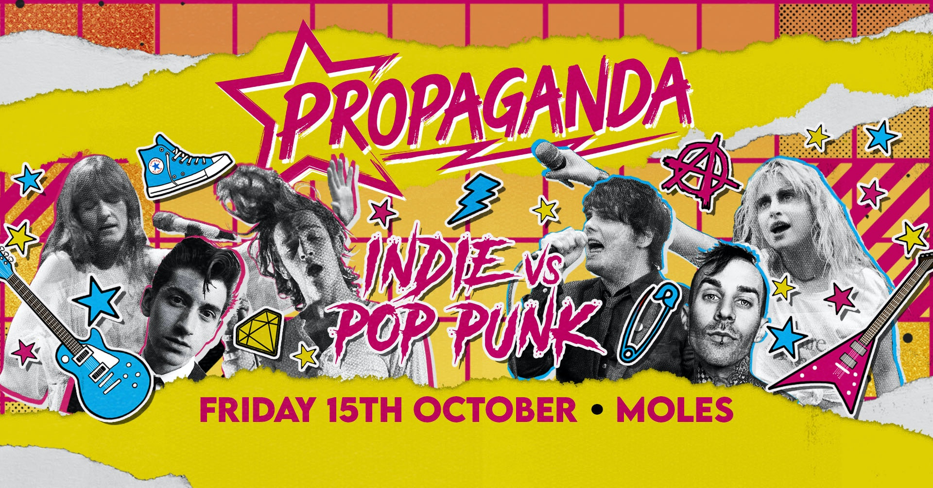 Propaganda Bath – Indie vs Pop-Punk!